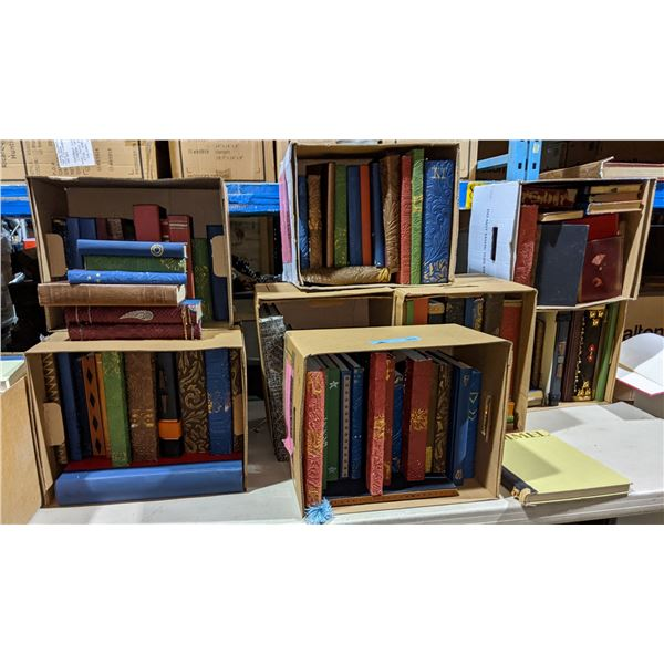 Large lot of books books from chilling adventures