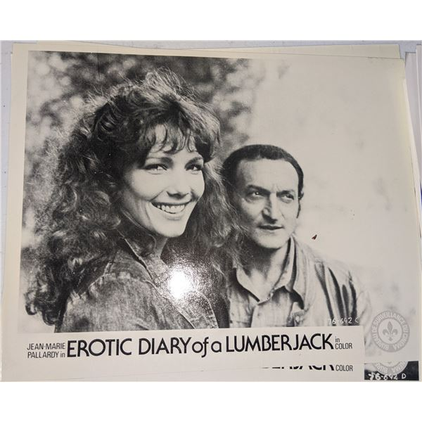 Vintage German porn and assorted videos including lobby cards