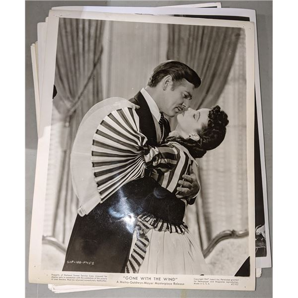 Lobby cards and vintage movie pictures