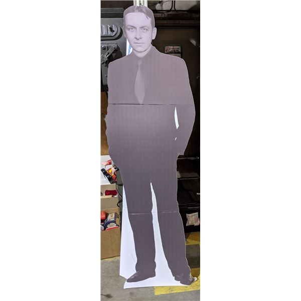 Cut out of a mobster