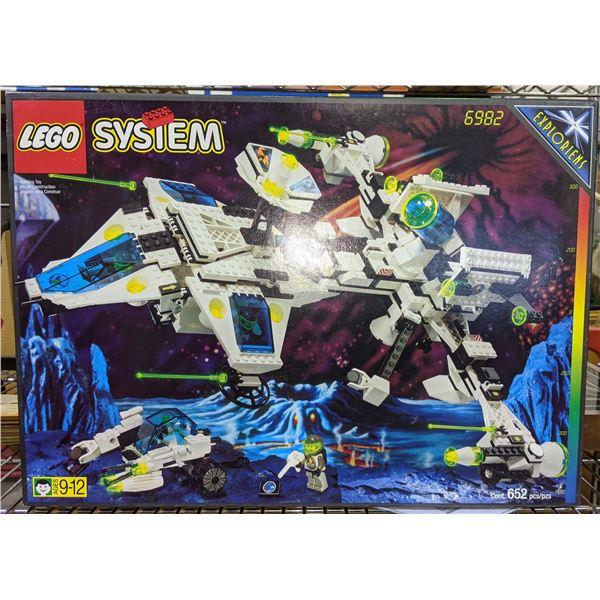 Rare collectible Lego set 6982
