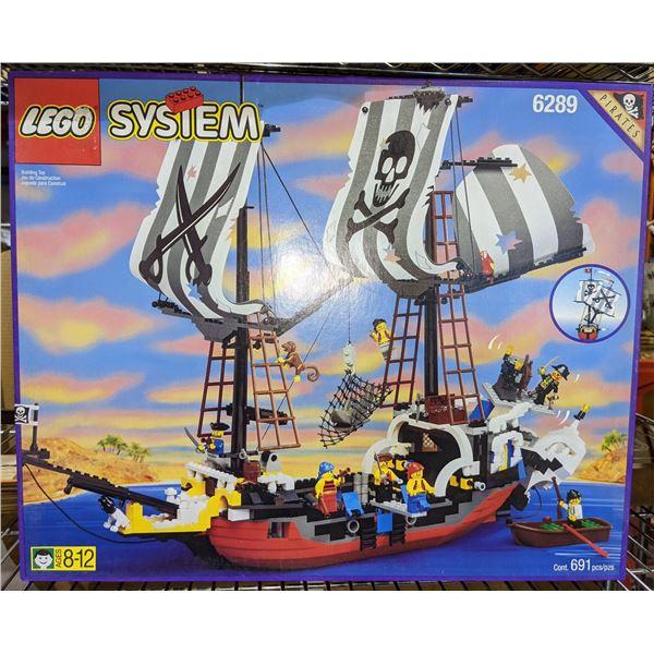Rare collectible Lego set 6289