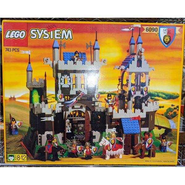 Rare collectible Lego set 6090
