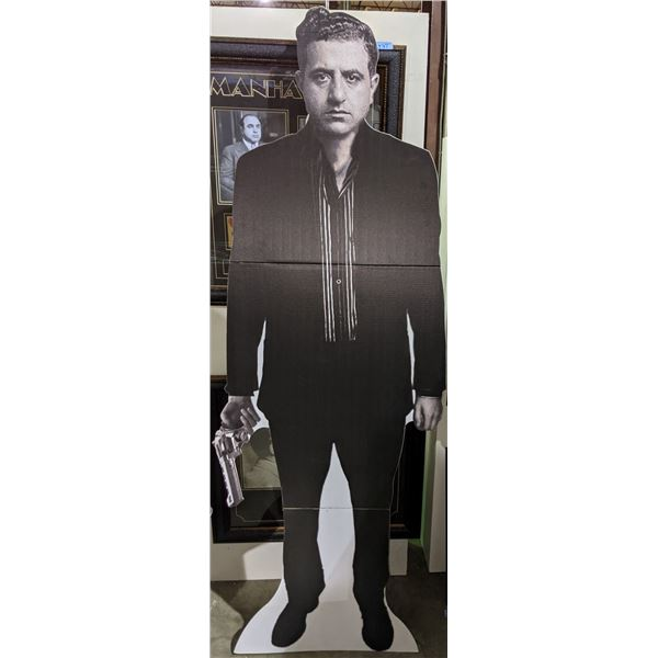 """Charles """"lucky"""" LUCIANO lifesize cut out"""