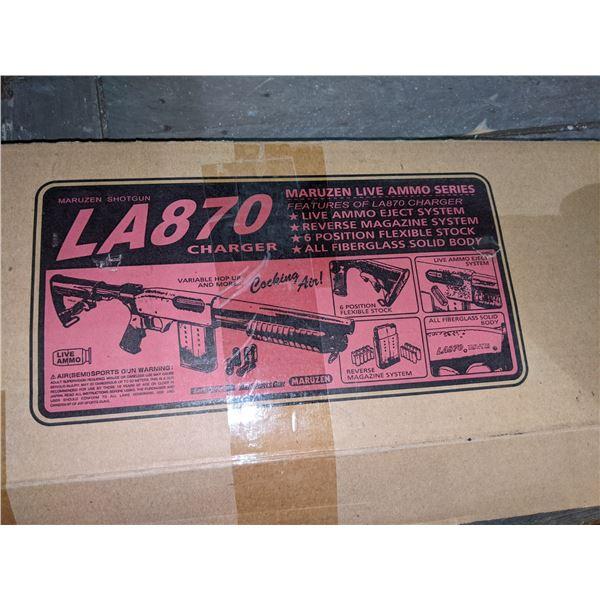 Maruzen live ammo series air sport shotgun (as-is)