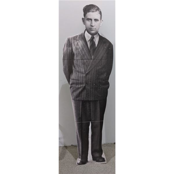 Frank Costello lifesize cut out - believed to be?