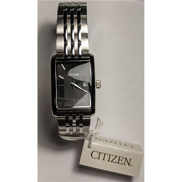 Citizen Watch Stainless Steel BH1671-55E (value $175)