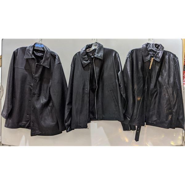 4 Hero Leather jackets