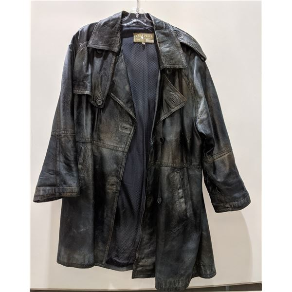 lot of hero clothes with accessories (Approx. 5 pieces and a leather jacket)