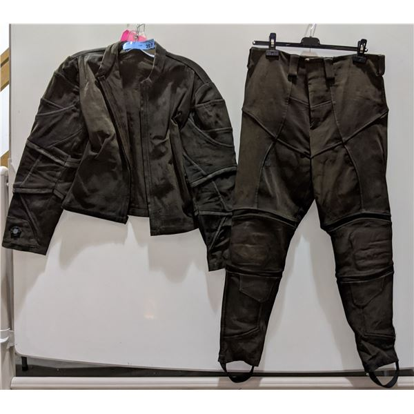 Costume from the sci-fi show (Jacket and pant)