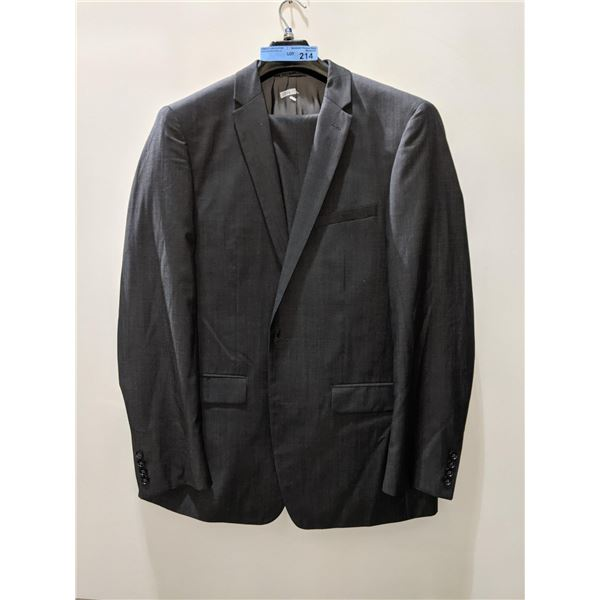 DKNY suit from the show (mens)