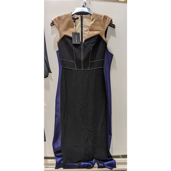 6 pieces of high end women's clothing including french connection dress
