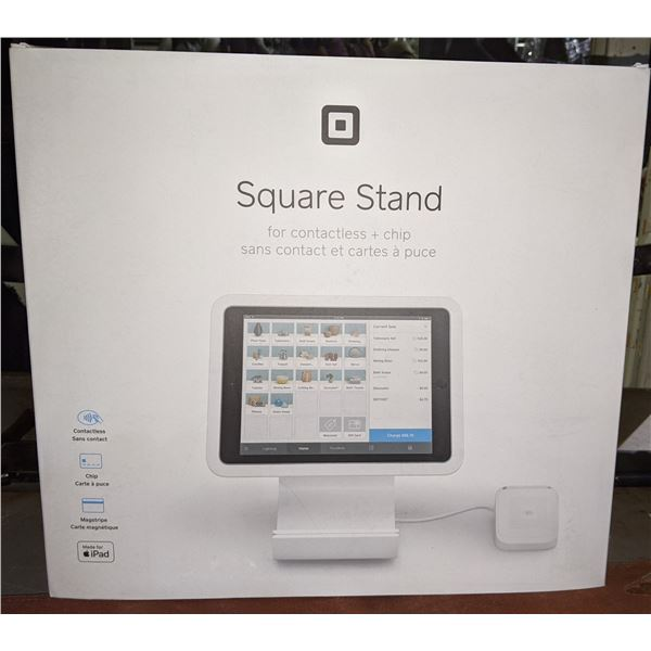 Square stand POS system