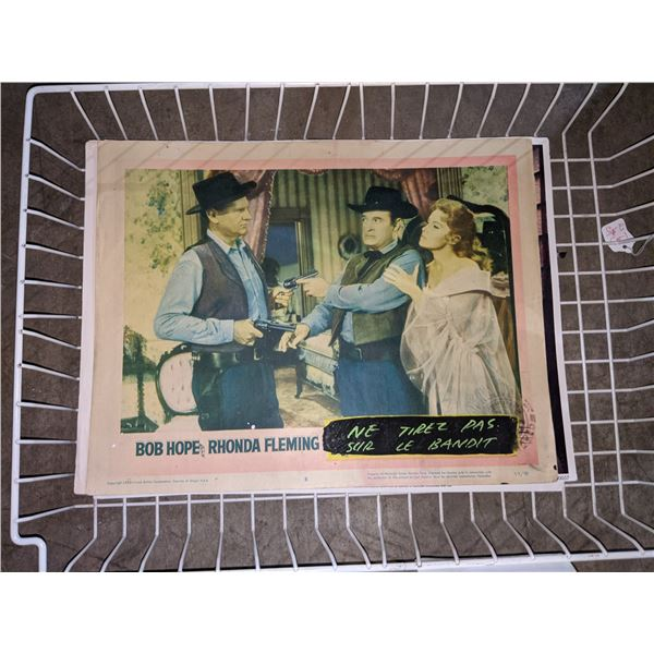 Vintage lobby cards (approx. 30)