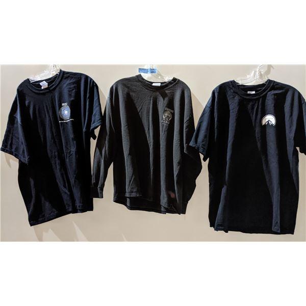 Stargate crew shirts - 3 pieces