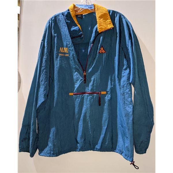 Vintage Nike Alive crew unit jacket