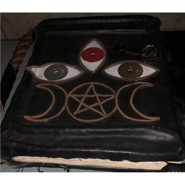 Witchcraft books from Chilling Adventures
