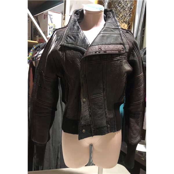 Demobaza hero jacket from the Sci-fi show