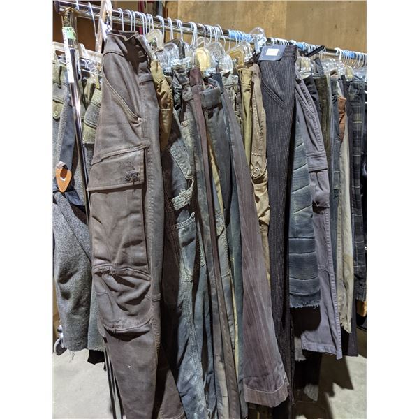Breakdown pants from the Sci-fi show approx 30 pieces