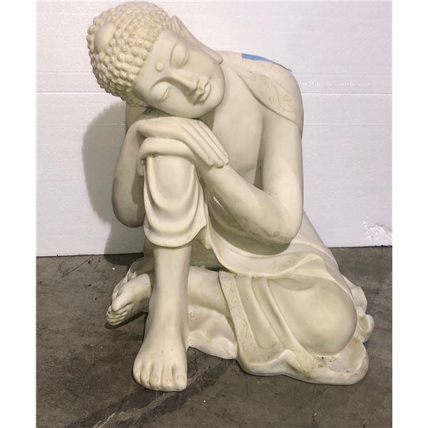 "Buddha sitting statue - 24"" H"