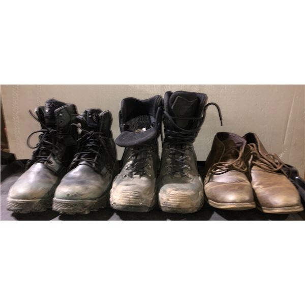 Lot of shoes/boots from the Sci-fi show
