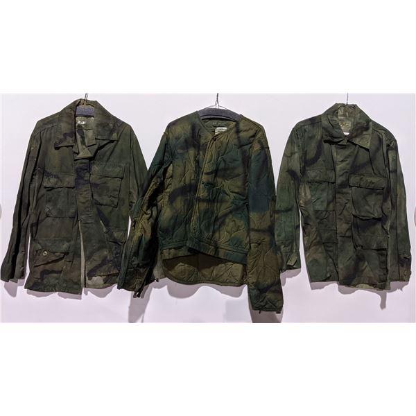 20 custom camo military jackets from the Sci-fi show