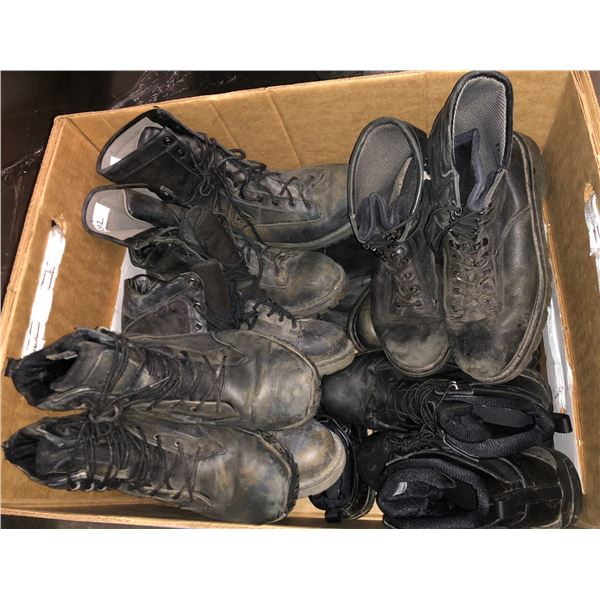 Military boots from the Sci-fi show