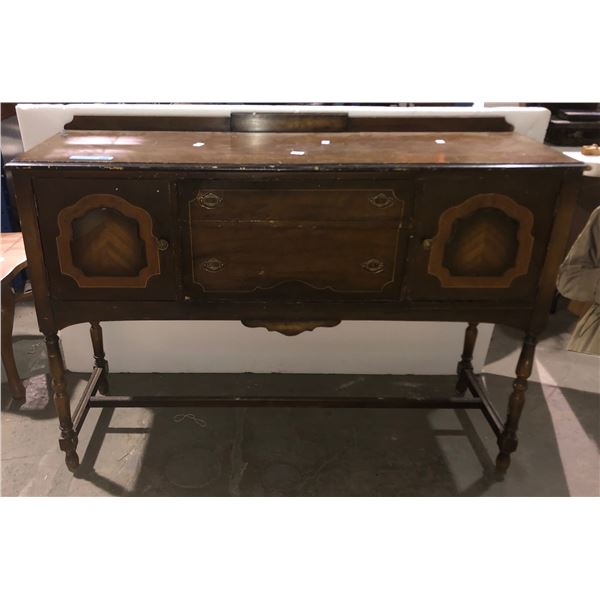 Antique Sideboard from Chilling Adventures