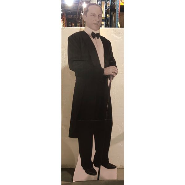 Gangster Standing Cut Out