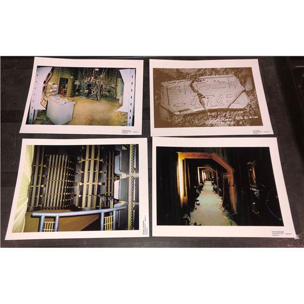 Stargate archive photographs from season 4
