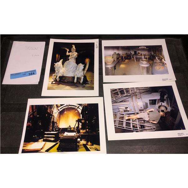 Stargate season 1 archive photographs