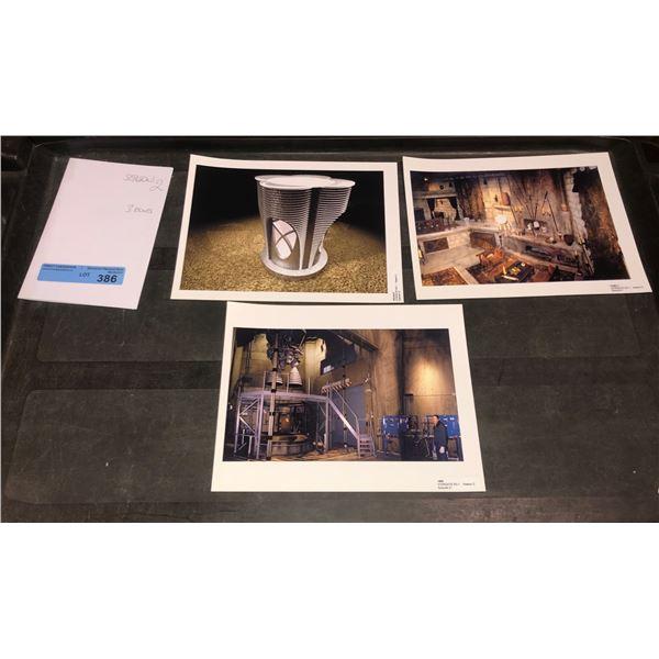 Stargate season 2 archive photographs