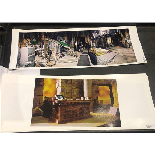 Stargate season 4 archive photographs