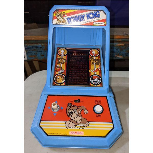 1981 Nintendo Donkey Kong