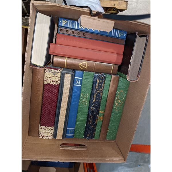 5 boxes of Chilling Adventures OCCULT prop books