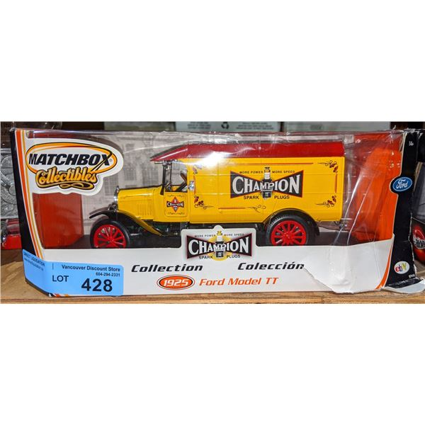 Matchbox collectibles 1925 Ford model TT toy car