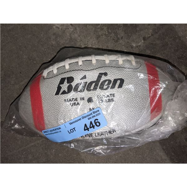 Coors light the Silver bullet football