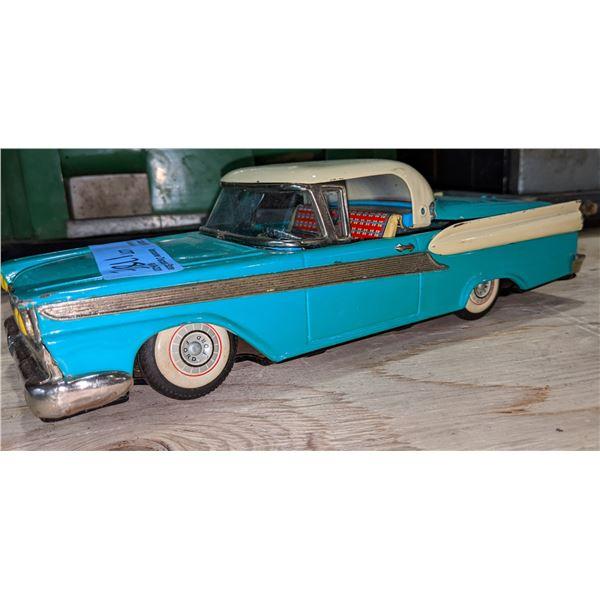 Vintage Ford Model Car
