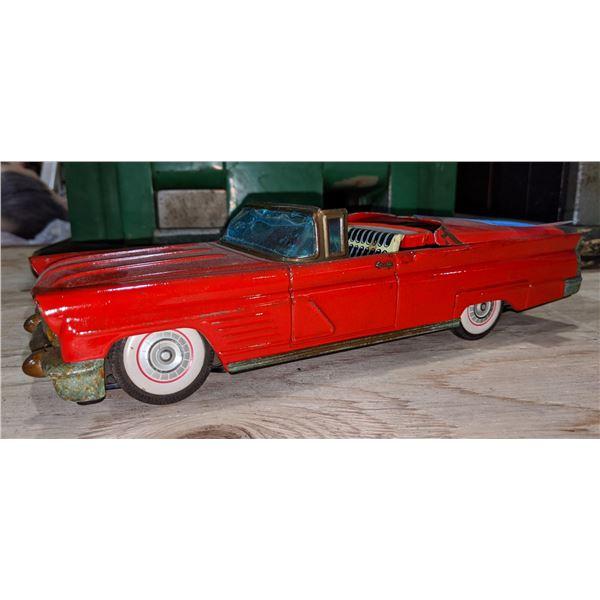 Vintage Lincoln Model Car