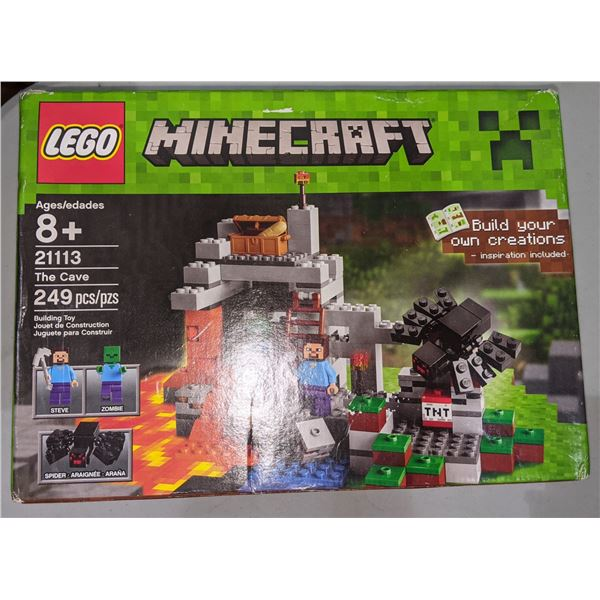 Lego Minecraft 21113 - Brand new in boxÊ