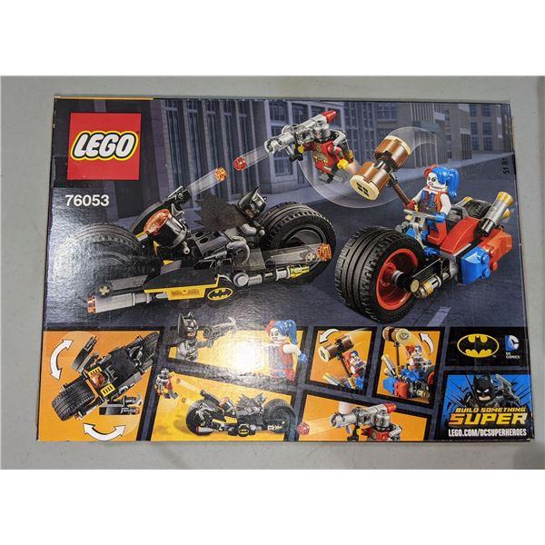 Lego Batman: Gotham City cycle chase 76053 - Brand new in boxÊ