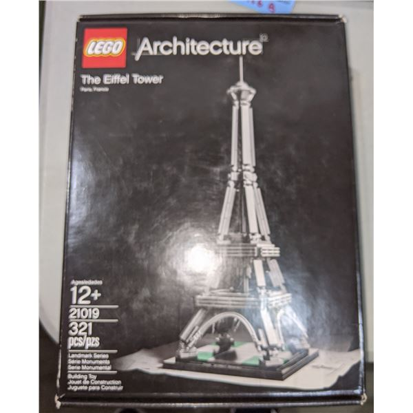 Lego Architecture: The Eiffel Tower 21019 - Brand new in boxÊ
