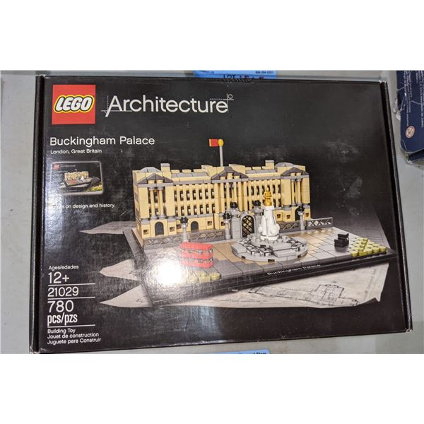 Lego Architecture: Buckingham Palace (21029) - Brand new in boxÊ