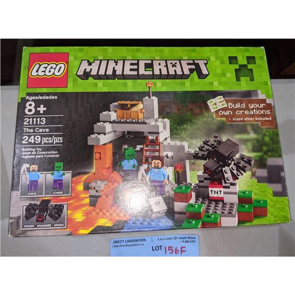 Lego Minecraft 21113 - Brand new in box