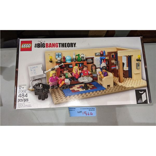 Lego The big bang theory 21302 - Brand new in boxÊ