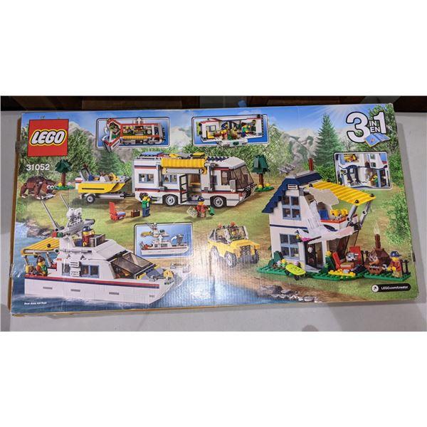 Lego Vacation Getaways (31052) - Brand new in boxÊ