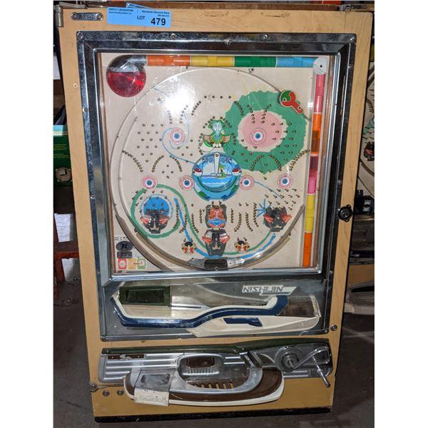 10 Pachinko Game Machines