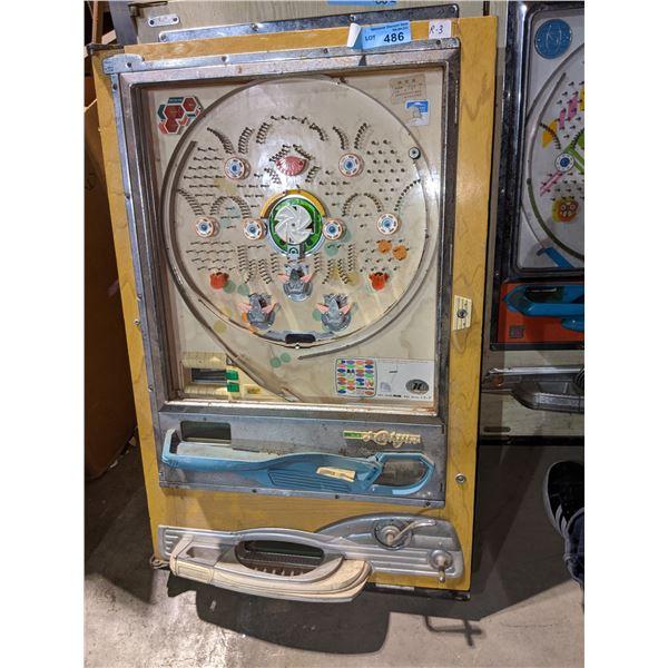 7 Pachinko Game Machines