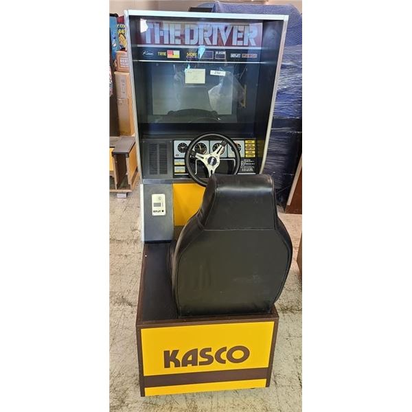"""New old stock 1979 Kasco """"The Driver"""""""