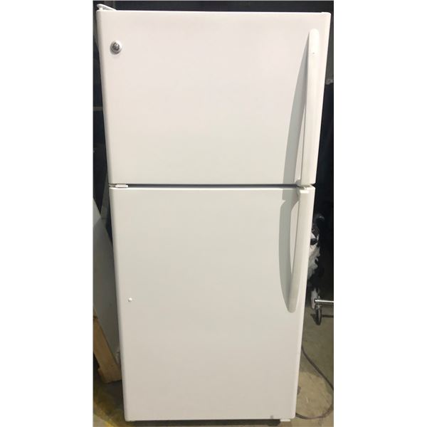 """GE refrigerator from the production office - 66"""" H x 30"""" W"""
